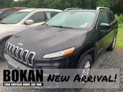 Used 2016 Jeep Cherokee Latitude SUV for Sale in Saint Albans VT
