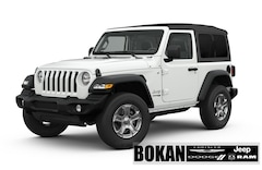 New 2019 Jeep Wrangler SPORT S 4X4 Sport Utility for Sale in St Albans, VT