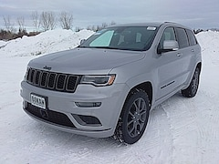 New 2020 Jeep Grand Cherokee HIGH ALTITUDE 4X4 Sport Utility for Sale in St. Albans VT