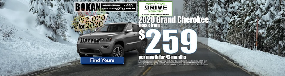 Lease from $259 a month!