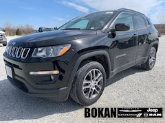 New 2020 Jeep Compass LATITUDE 4X4 Sport Utility for Sale in St. Albans, VT