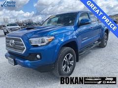 Used 2017 Toyota Tacoma SR5 Truck for Sale in Saint Albans VT