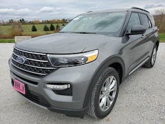 New 2021 Ford Explorer XLT SUV for Sale in St Albans