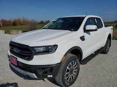 New 2020 Ford Ranger Lariat Truck SuperCrew for Sale in St. Albans VT