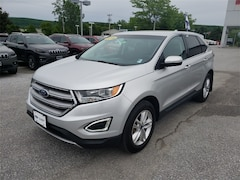 Used 2016 Ford Edge SEL SUV for Sale in St Albans VT