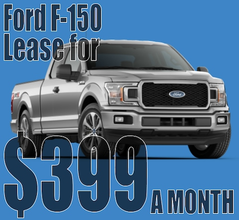 December F-150 Lease Special!