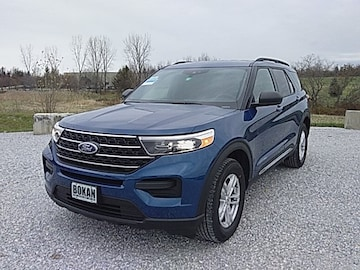 2020 Ford Explorer SUV