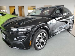 New 2021 Ford Mustang Mach-E Premium SUV for Sale in Saint Albans VT
