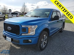 Used 2019 Ford F-150 XL Truck SuperCrew Cab for Sale in St Albans VT