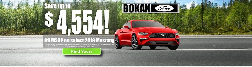 Save up to $4,554 of MSRP!