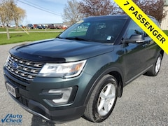 Used 2016 Ford Explorer XLT SUV for Sale in St Albans VT