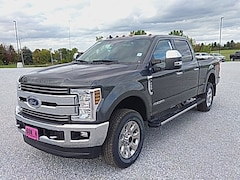 New 2019 Ford F-250 Lariat Truck Crew Cab for sale in St. Albans, VT