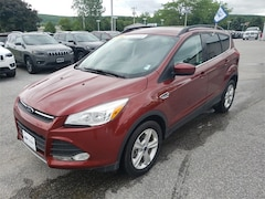 Used 2016 Ford Escape SE SUV for Sale in St Albans VT