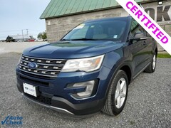Certified 2017 Ford Explorer XLT SUV for Sale in St Albans VT