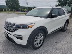 New 2021 Ford Explorer Limited SUV for Sale in St Albans