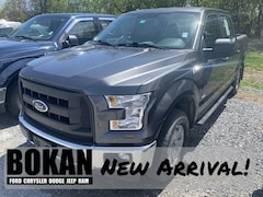 2017 Ford F-150 XL Truck SuperCrew Cab