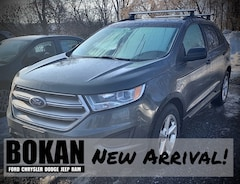 Used 2015 Ford Edge SE SUV for Sale in St Albans VT