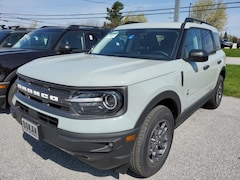 New 2021 Ford Bronco Sport Big Bend SUV for Sale in St Albans, VT
