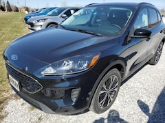 New 2021 Ford Escape SE SUV for Sale in St. Albans, VT