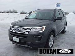 Used 2018 Ford Explorer XLT SUV for Sale in St Albans VT