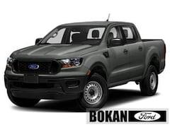 New 2020 Ford Ranger XL Truck SuperCrew for Sale in St. Albans VT