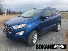 New 2019 Ford EcoSport SE SUV for Sale in Saint Albans VT