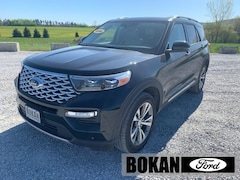 New 2020 Ford Explorer Platinum SUV for Sale in St Albans