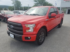 2015 Ford F-150 Lariat Truck SuperCab Styleside