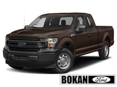New 2019 Ford F-150 Lariat Truck SuperCab Styleside for Sale in St. Albans VT