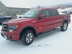 Used 2013 Ford F-150 FX4 Truck SuperCrew Cab for Sale in St Albans VT