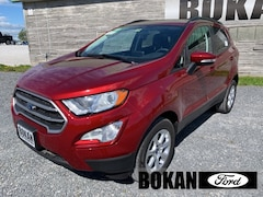 New 2020 Ford EcoSport SE SUV for Sale in Saint Albans VT
