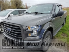 Used 2016 Ford F-150 Lariat for Sale in St Albans VT