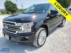 Used 2020 Ford F-150 Limited Truck SuperCrew Cab for Sale in St Albans VT