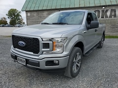New 2020 Ford F-150 STX Truck SuperCab Styleside for Sale in St. Albans VT