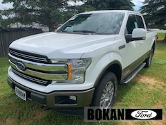New 2020 Ford F-150 Lariat Truck SuperCab Styleside for Sale in St. Albans VT