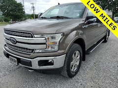 Used 2019 Ford F-150 Lariat Truck SuperCrew Cab for Sale in St Albans VT