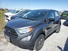 New 2021 Ford EcoSport S SUV for Sale in Saint Albans VT