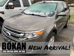Used 2013 Ford Edge SEL SUV for Sale in St Albans VT