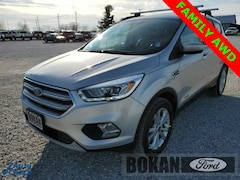 Used 2017 Ford Escape SE SUV for Sale in St Albans VT