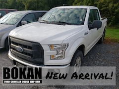 Used 2016 Ford F-150 XL for Sale in St Albans VT