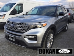 New 2020 Ford Explorer Limited SUV for Sale in St Albans