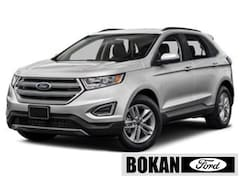 Used 2017 Ford Edge SEL SUV for Sale in St Albans VT