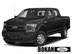 New 2019 Ford F-150 Lariat Truck SuperCrew Cab for Sale in St. Albans VT
