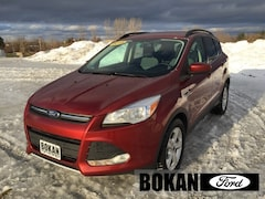 Used 2015 Ford Escape SE SUV for Sale in St Albans VT