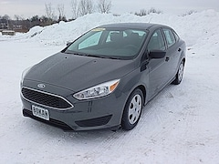 2016 Ford Focus S Sedan