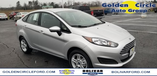 New Ford 2019 Ford Fiesta SE Sedan for sale in Jackson, TN