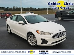 New Ford 2019 Ford Fusion SE Sedan for sale in Jackson, TN