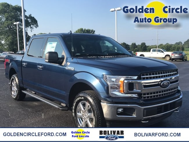 New Ford 2018 Ford F-150 XLT Truck for sale in Jackson, TN