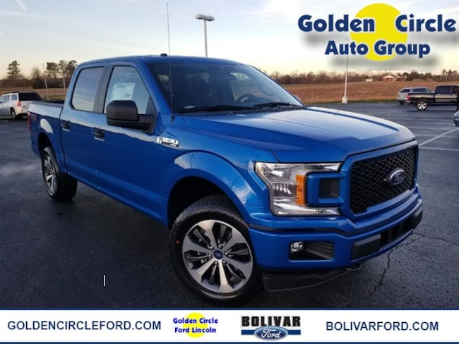 New Ford 2019 Ford F-150 STX Truck for sale in Jackson, TN