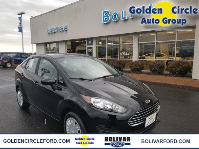 New Ford 2019 Ford Fiesta S Sedan for sale in Jackson, TN